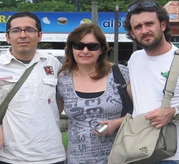 Entre los días 25 y 29 de julio se desarrolló en la ciudad de San José de Costa Rica, el XIII Encuentro de Geógrafos de América Latina.